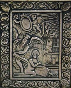 Codex Argenteus.